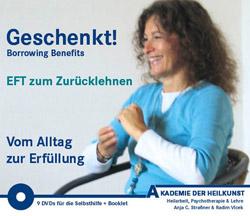 Das DVD-Set zur EFT Klopftherapie
