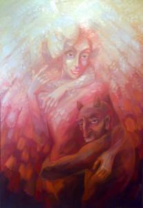Heilarbeit und Energiearbeit - Der innere Weg zwischen Engeln und Teufeln