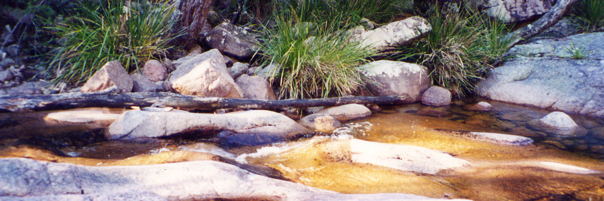 Heilarbeit - Heilung für die Seele im Fluss