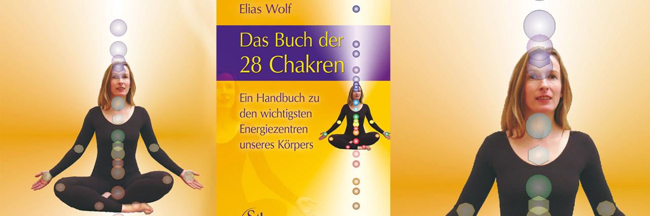 Das Buch der 28 Chakren - Das Lexikon unserer Energiezentren