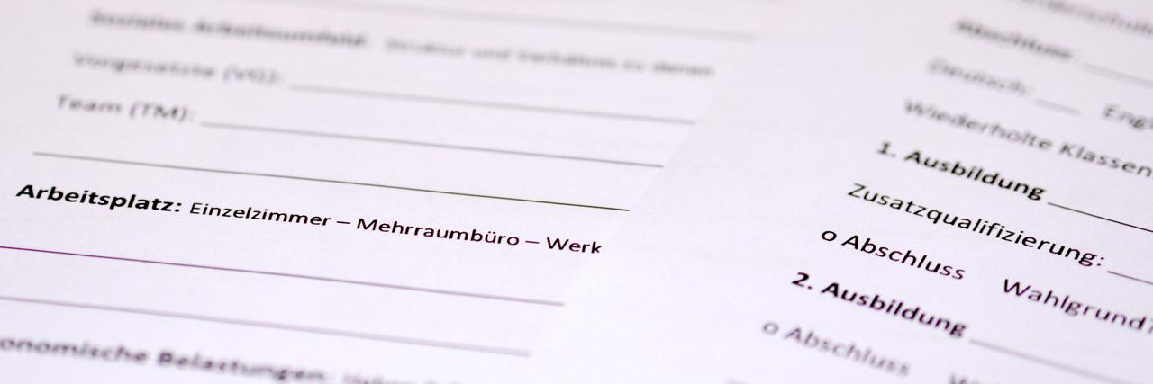 Arbeitspsychologische Gutachten Rosenheim bei München