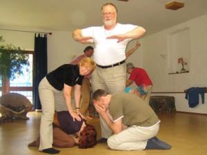 Systemische Therapie - Drama & Theaterimprovisation