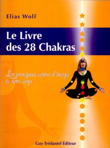 Das Buch der 28 Chakren - Französische Ausgabe