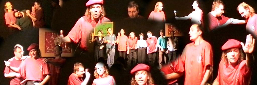 Improtheater - Workshop Improvisationstheater - Ein Arbeitsbuch
