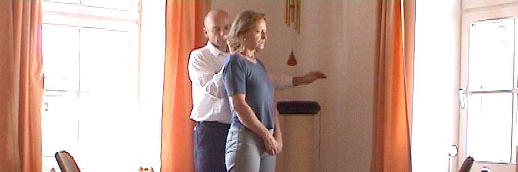 Koerperorientierte Psychotherapie - mit Atmung, Bewegung und Stimme