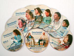 """EFT DVD-Set """"Geschenkt"""""""