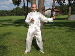 Duft I Qigong in Aktion