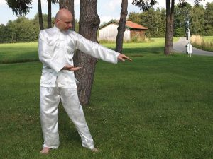 Duft II Qigong in Aktion