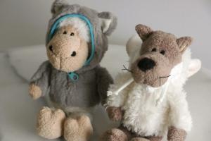 Zwei Wölfe - Paarberatung und Paartherapie Rosenheim