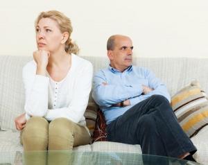 Eheberatung - Wenn Schweigen einkehrt