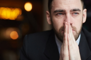 PTBS Traumatherapie - Auch Männer sind betroffen